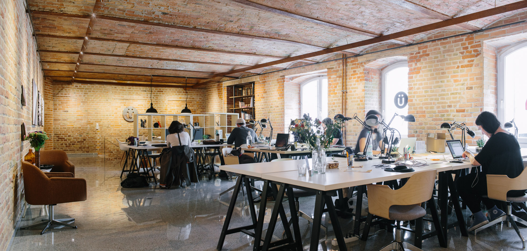 Beautiful Coworking Space In Berlin Startup Offices
