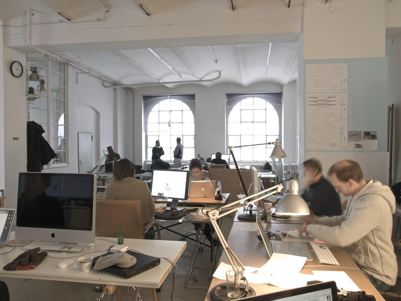 Creative studio loft kreuzb berlin startup offices
