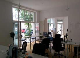 Office Space in Bötzowviertel: Ideal for Freelancers or Small Startups
