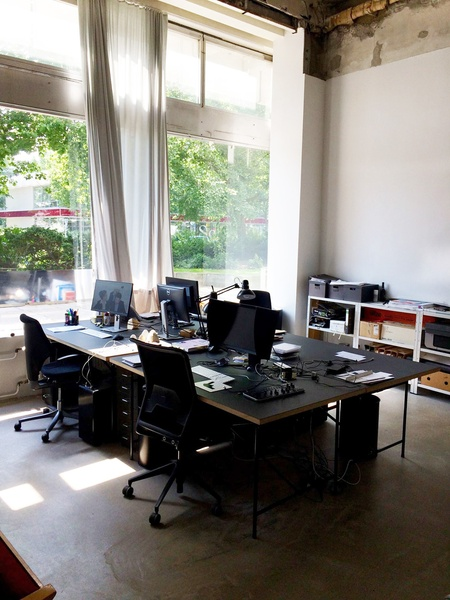 Bürogemeinschaft / Shared Office Space / Leipziger Str. in Mitte Toplage