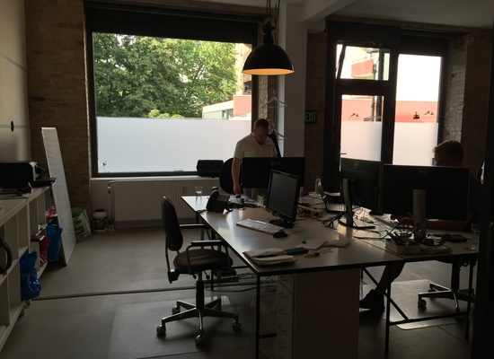 Desks available in Kreuzberg