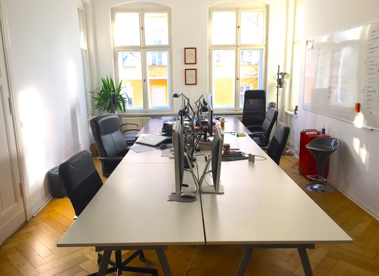 Workspace in Berlin Lichtenberg