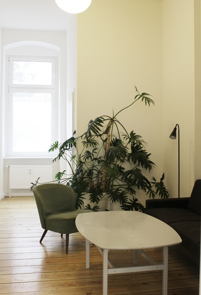 Temporary Desks at ATELIER (Neukölln)