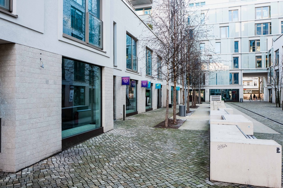 Ein ideal gelegenes Büro für 40-50 Mitarbeiter in Prenzlauer Berg, ab 1. November
