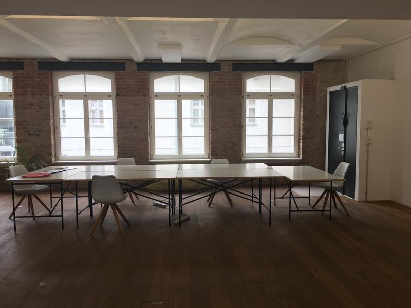 4-6 desks in Brunnenstr.