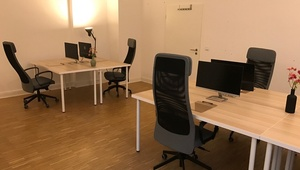 Office in the heart of Berlin F-Hain