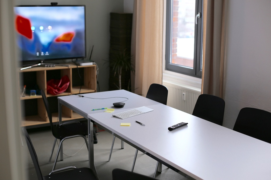 Office Room in Berlin-Kreuzberg - Berliner Höfe