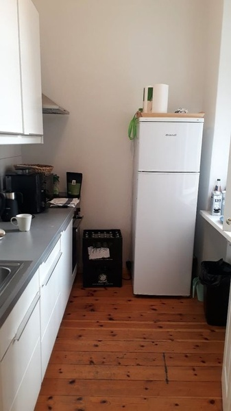 *Altbau* Office in Berlin Mitte for up to 15 people