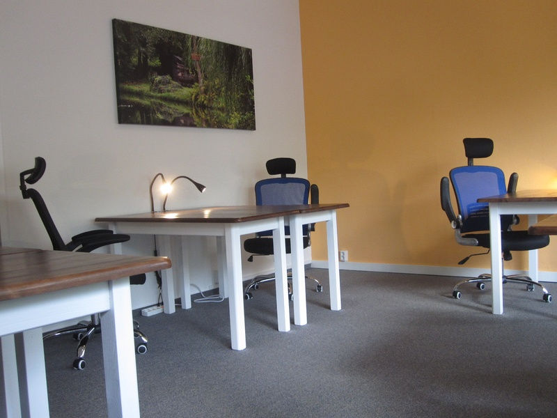 Whole office with 80 qm (for 16 people) for rent - Berlin-Schöneberg