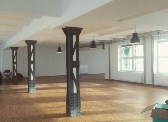 Loft office in Mitte - all inclusive - für bis zu 15 Plätze