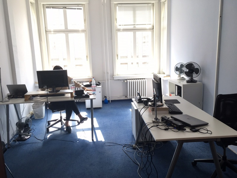 1 room available in consulting office in Berlin-Mitte