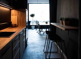 Privates Büro für 20 Mitarbeiter neben der Friedrichstrasse