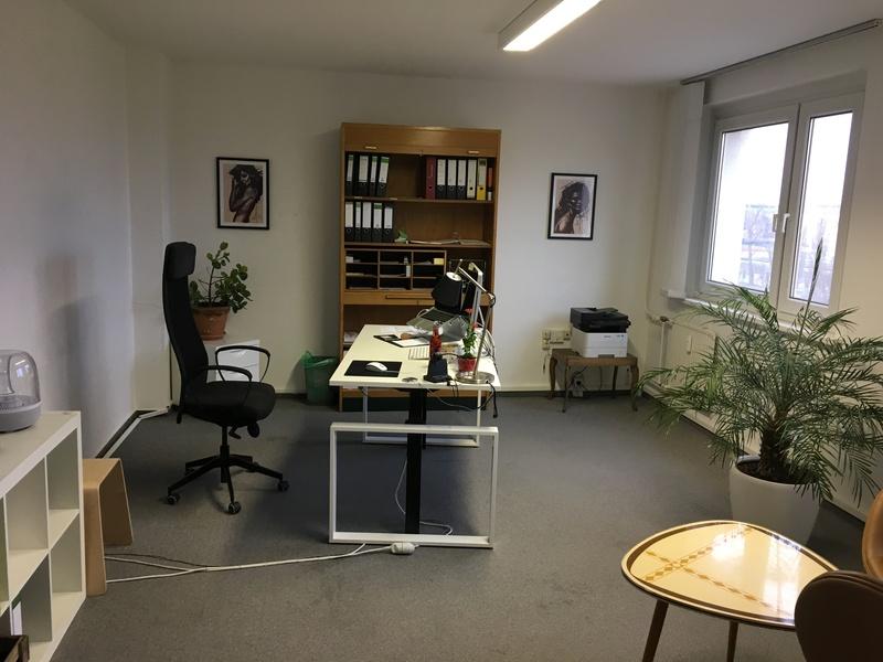 85qm möbiliertes Office für bis zu 12 Personen am Ostkreuz