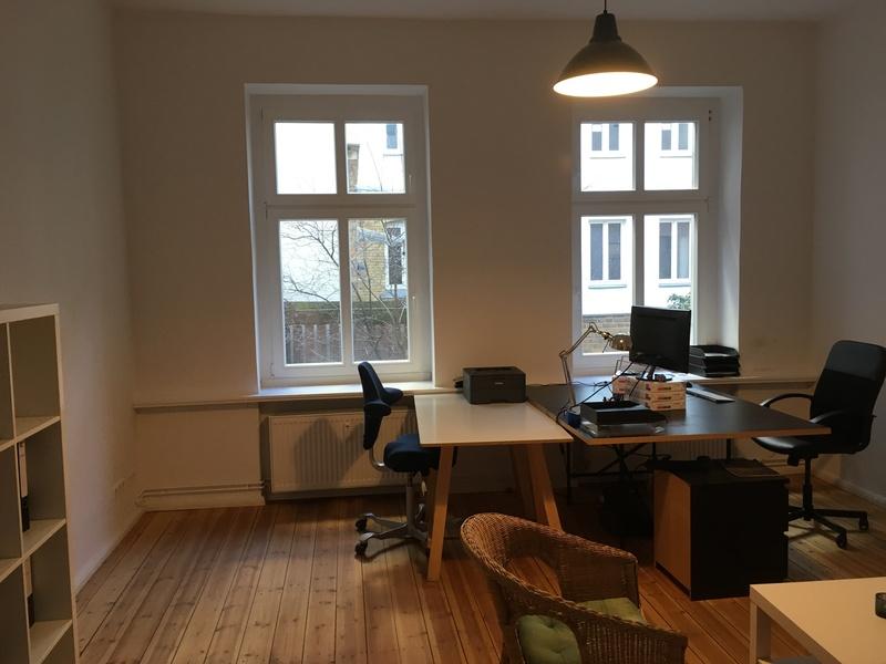 Büroräume in Schöneberg zu vermieten