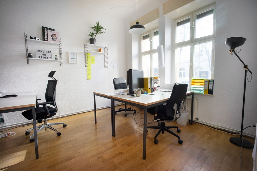 Arbeitsplatz in Bürogemeinschaft / Co-Working / Shared Office