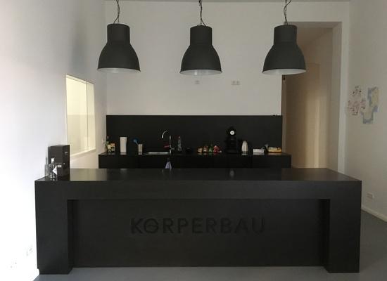 Nice and calm office in Berlin-Schöneberg, near to Potsdamer Platz