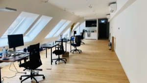 Office Desks in Bergmannkiez available for sublet!