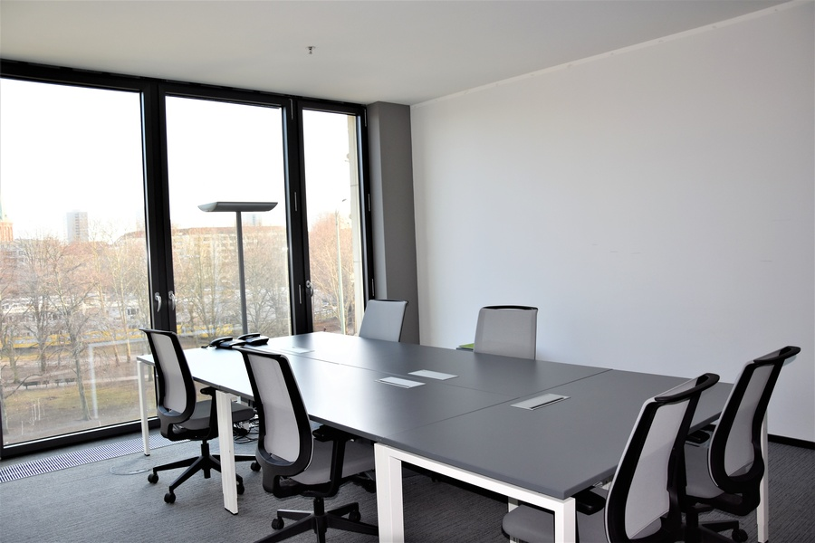 1 big office for up to 8 people at TechCode Berlin from August 2020