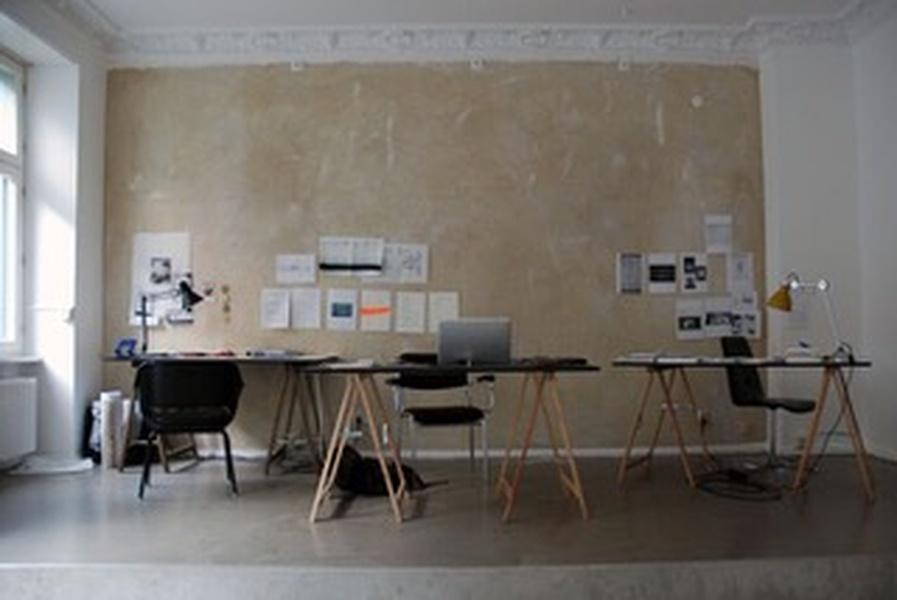 Desks at Display