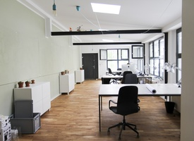 Creative, newly renovated coworking at the Paul-Linke-Ufer in Kreuzberg