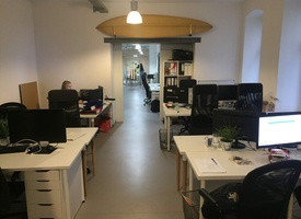 Furnished room for up to 8 people next to Görlitzer park