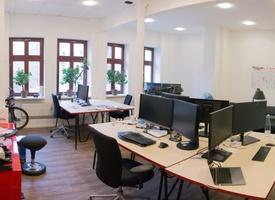 Büro nahe Hackescher Markt