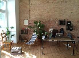 Coworking-Desk