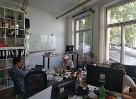 Mitbenutzung von Büro
