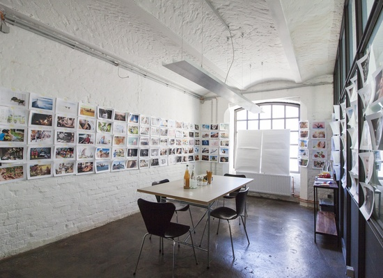 CO-WORKING SPACE IN KREUZBERG* DESK SHARING* OFFICE ROOM* BÜRO