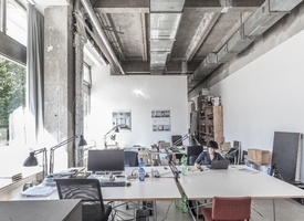 Bürogemeinschaft / Shared Office Space / Leipziger Str. in Mitte / Shared Conference Room