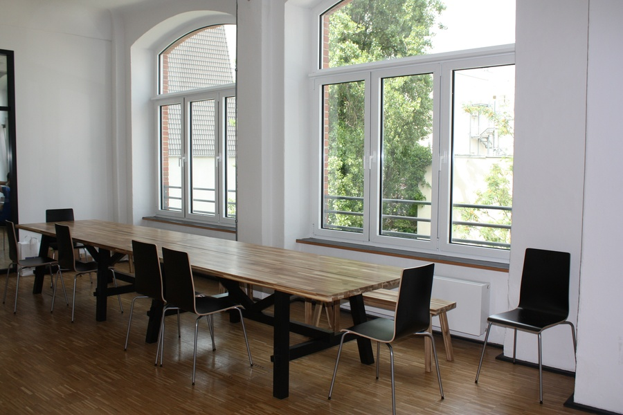 Welcome to our office at Hackescher Markt   Bürofläche zu vermieten