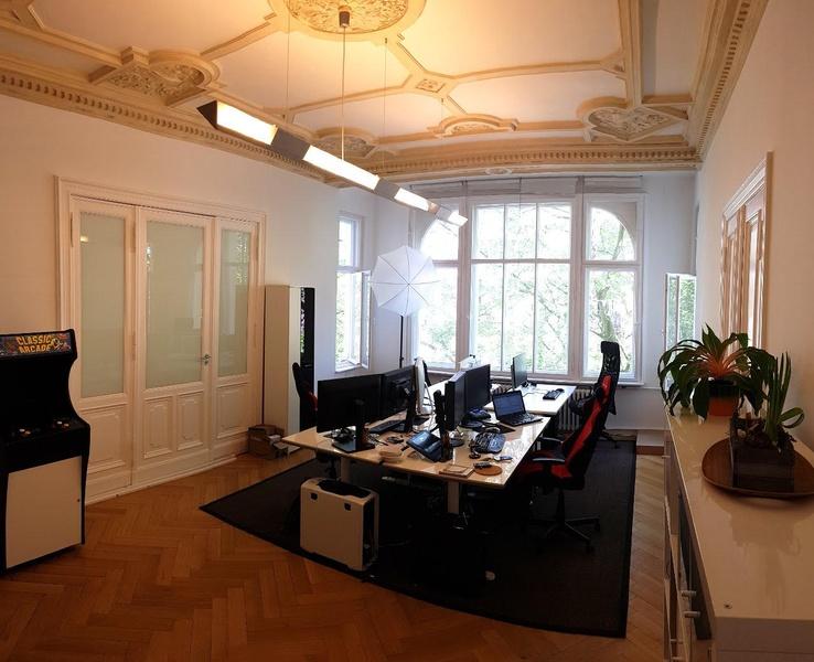 Büroplatz in Charlottenburg / Schöneberg nahe Wittenbergplatz