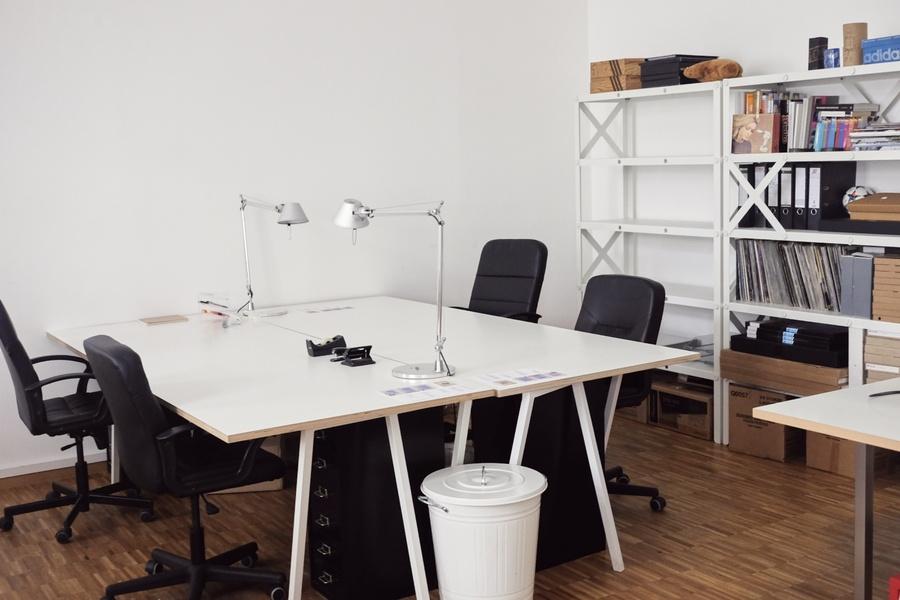 Studioplätze in unserer schönen Remisefrei