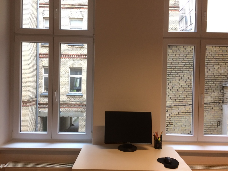 Shared Office, Coworking-Space, Workspace, Desk in Berlin Mitte
