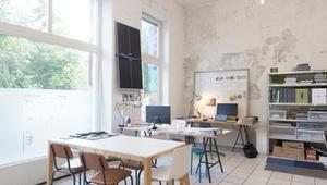 Desk(s) in shared office