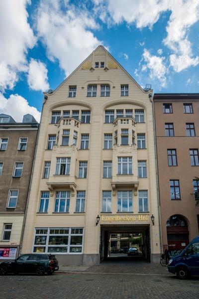 Coworking / Büroplatz am Leuschnerdamm Kreuzberg