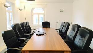 Geteiltes offenes Büro in alter Brauerei im Herzen des Prenzlauer Berges (bis zu 10 Arbeitsplätze)