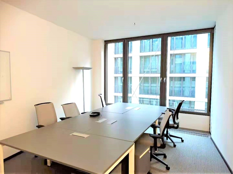 1 office for up to 5 people at TechCode Berlin available from September