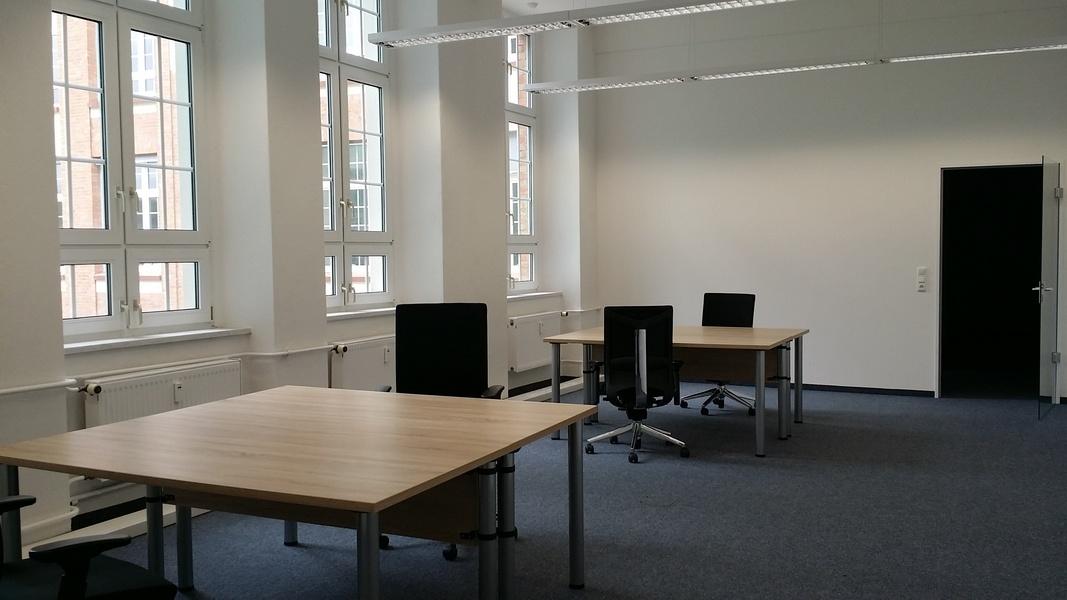 Alt-Treptow: Büroräume in unterschiedlicher Größe