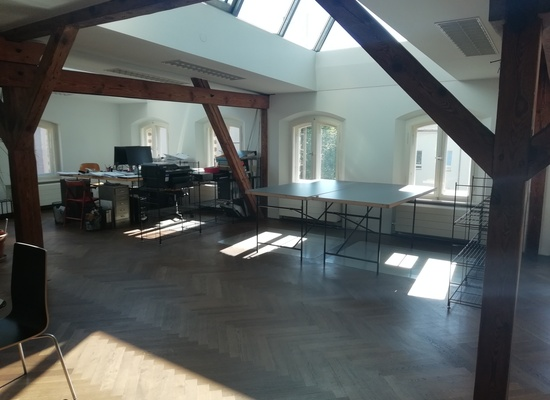 Share 2-3 Desks in Bergmannkietz!