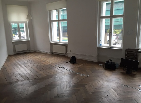 Sunny Office at Prenzlauer Berg / Eberswalder Str - 120sqm - available immediately