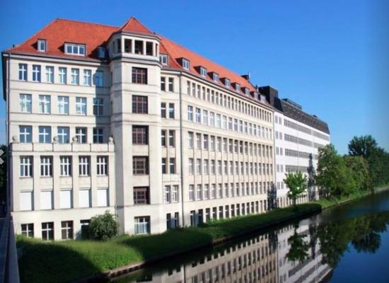 Co-working space in Neukölln