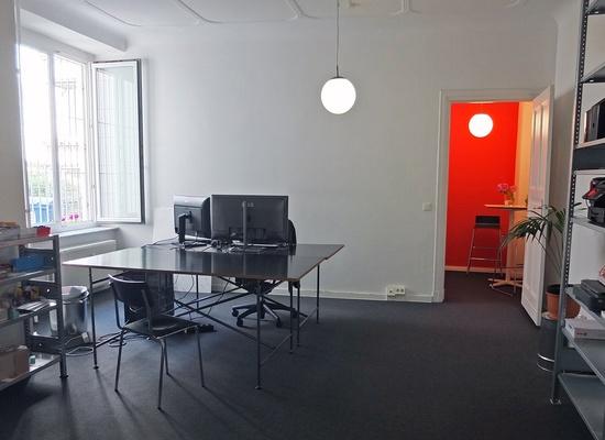 Prenzlauer Berg / Arbeitsplatz in Bürogemeinschaft