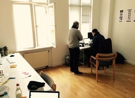 Fantastic Creative Workspace Available in Berlin Mitte