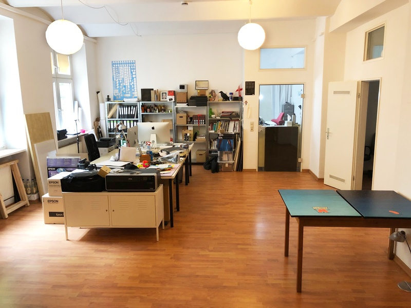 Nice office space to rent in Kreuzkolln