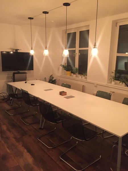 Beautiful and spacious office close to Rosa-Luxemburg-Platz