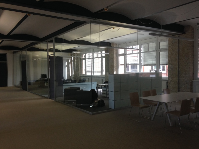 Office Space in Berlin Moabit for sublease
