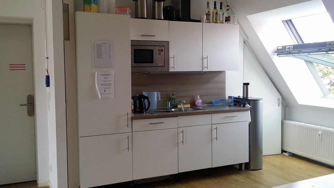 Loft-style Office to rent in Kreuzberg