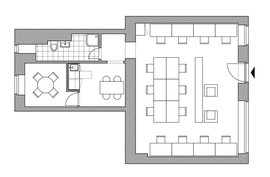 Private office - 8-14 desks - Arnimplatz/PrenzlauerBerg