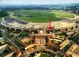 Flughafen THF | Coworking Büro - Arbeitsplatz | monatlich kündbar